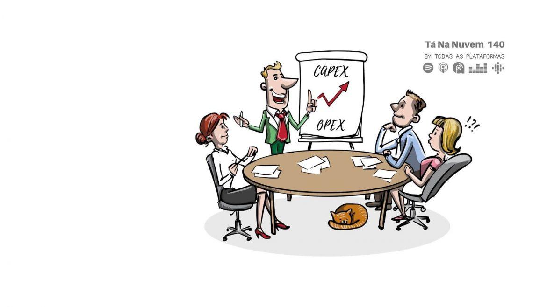 CAPEX OPEX Cloud Computing