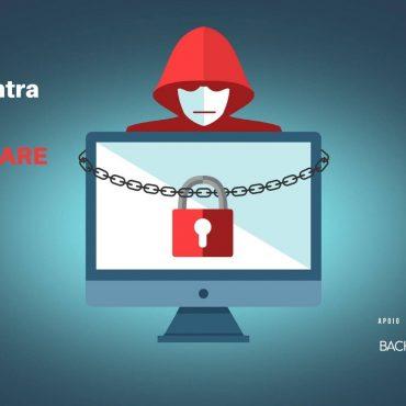 backup ataques de ransomware