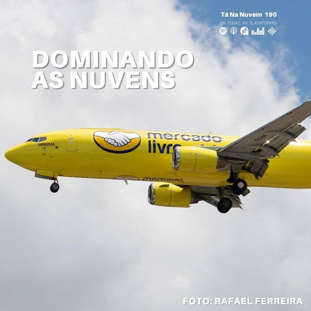 Frota de aviões mercado livre