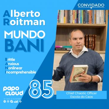 Alberto Roitman Escola do Caos