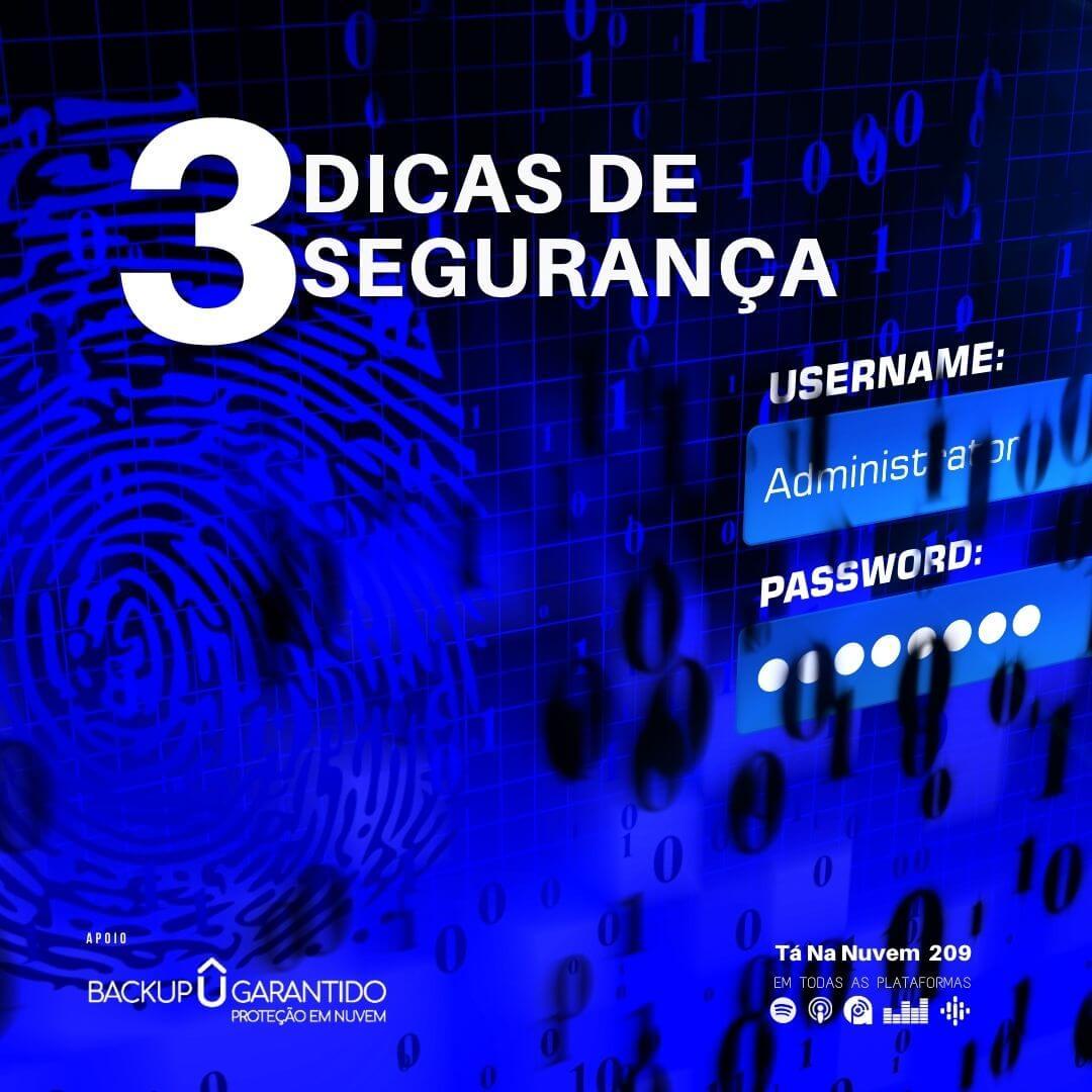 Segurança da Informação Backup Gararntido