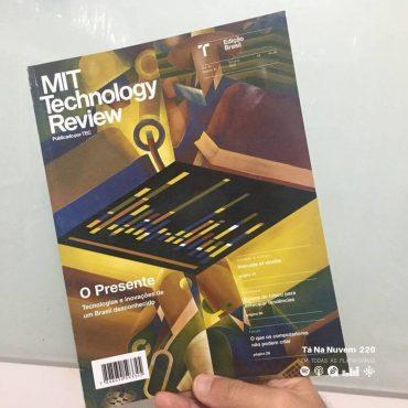 DICA de REVISTA - MIT Technology Review Brasil edição 01