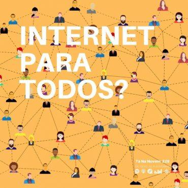 Internet um direito universal: será?