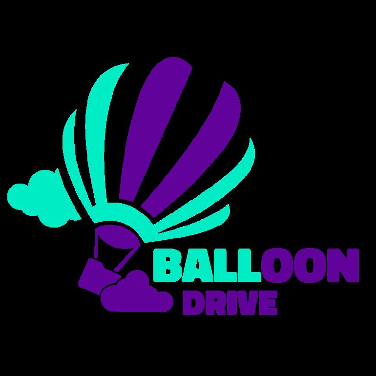 Balloon Drive Primeira nuvem de armazenagem privada do planeta