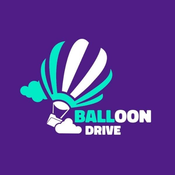 Balloon Drive Papo Cloud
