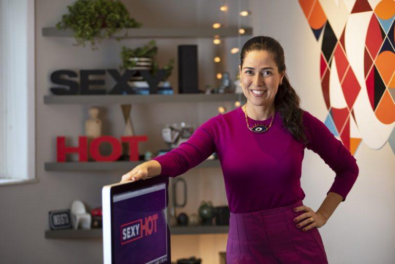 Papo Cloud 112 - Mercado de produção de conteúdo adulto e novas tecnologias - Cinthia Fajardo Diretora Executiva Playboy Brasil