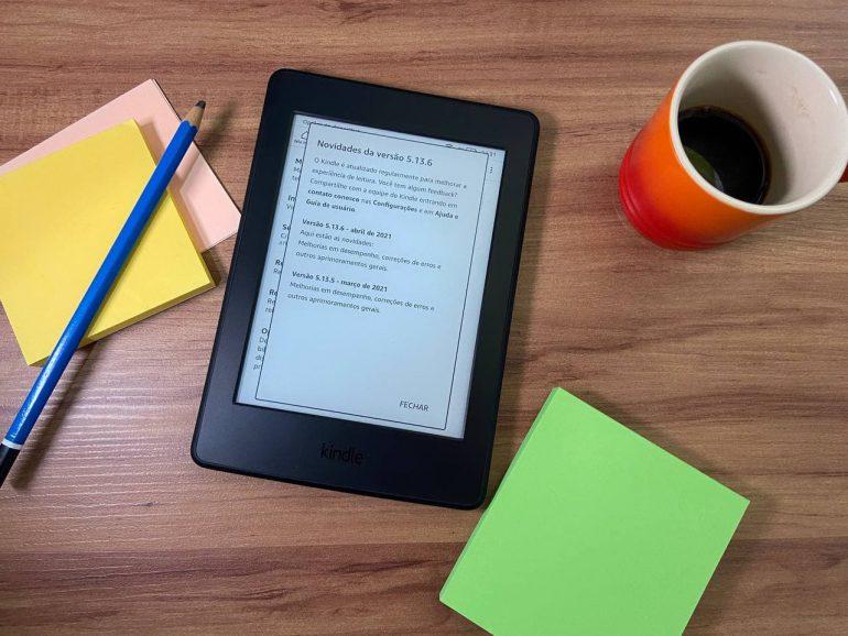 Tá Na Nuvem 304 - Uma falha na leitura Kindle