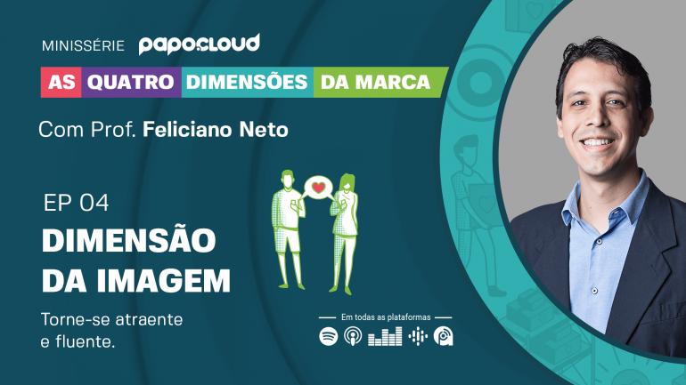 Metagestão e As Quatro Dimensões da Marca - Dimensão Imagem - Professor Feliciano Neto