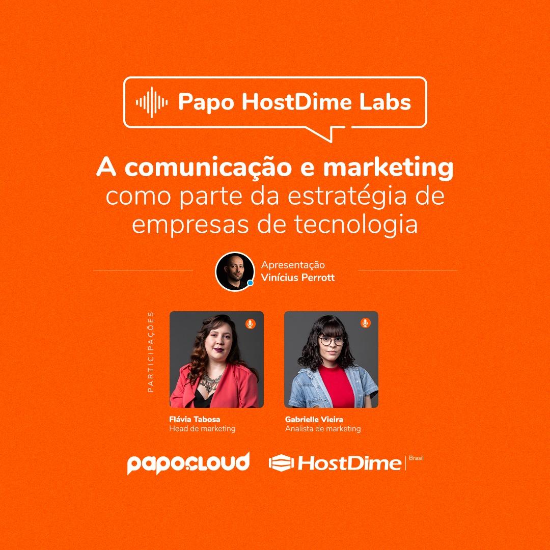 A comunicação e marketing como parte da estratégia de empresas de tecnologia